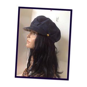 AUTHENTIC BURBERRY NEWSBOY HAT